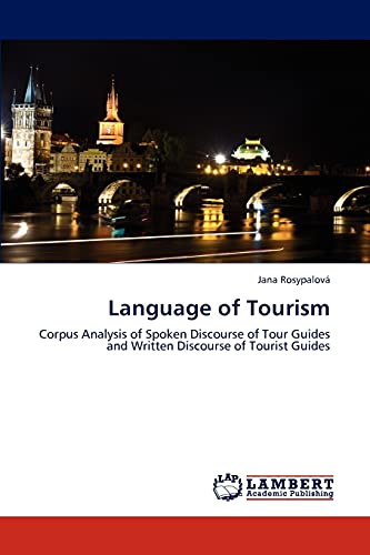 Language of Tourism: Jana Rosypalova (author)