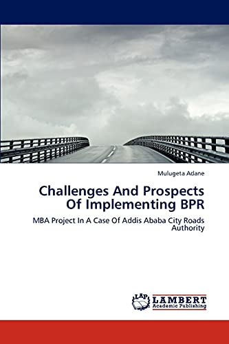 9783847336921: Challenges And Prospects Of Implementing BPR: MBA Project In A Case Of Addis Ababa City Roads Authority