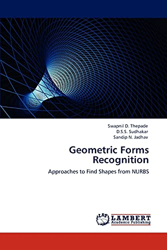 9783847348559: Geometric Forms Recognition: Approaches to Find Shapes from NURBS