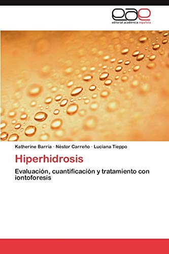 9783847350026: Hiperhidrosis