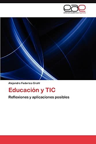 9783847350828: Educación y TIC