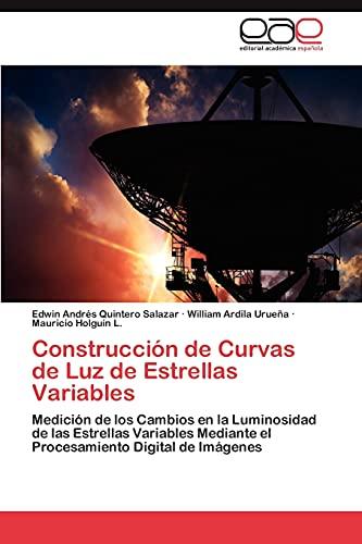 Construcción de Curvas de Luz de Estrellas: Quintero Salazar, Edwin