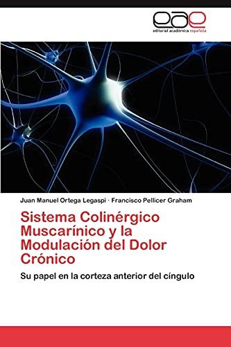 9783847352747: Sistema Colinérgico Muscarínico y la Modulación del Dolor Crónico
