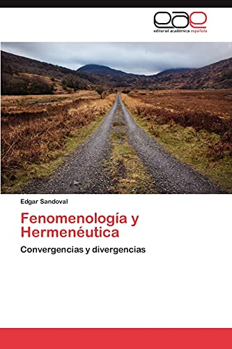 9783847355786: Fenomenología y Hermenéutica
