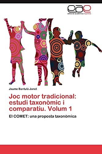 Joc motor tradicional: estudi taxonà mic i: Bantulà Janot Jaume