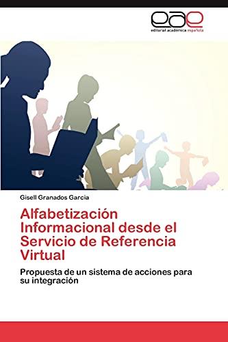 9783847357315: Alfabetizacion Informacional Desde El Servicio de Referencia Virtual