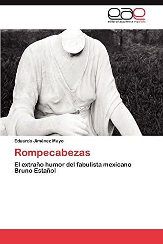 Rompecabezas: Eduardo Jimenez Mayo