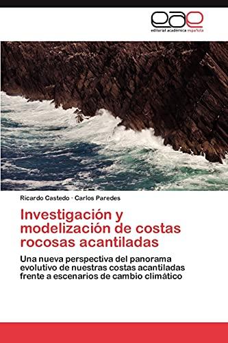 9783847358961: Investigación y modelización de costas rocosas acantiladas