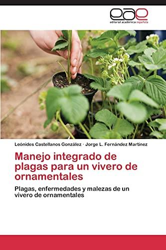 Manejo integrado de plagas para un vivero: Castellanos González LeÃ