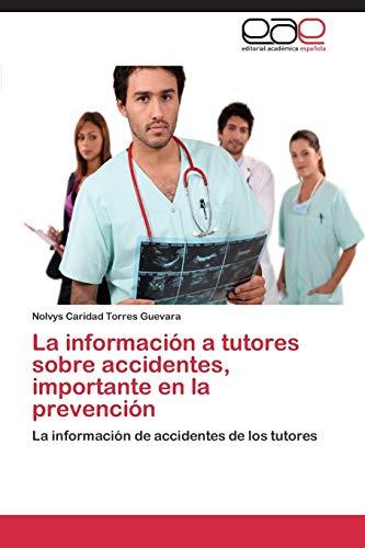 La Informacion a Tutores Sobre Accidentes, Importante En La Prevencion: Nolvys Caridad Torres ...