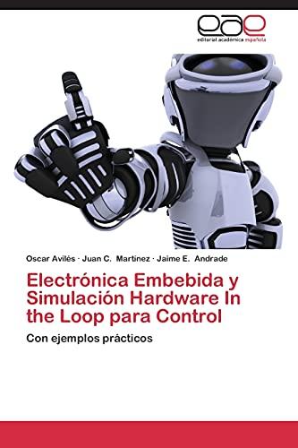 Electronica Embebida y Simulacion Hardware in the: Aviles Oscar, Juan