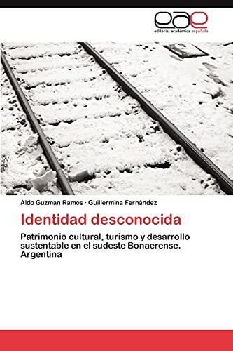 Identidad Desconocida: Aldo Guzman Ramos