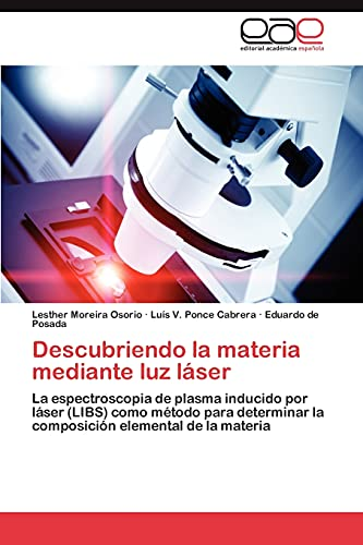Descubriendo La Materia Mediante Luz Laser: Lesther Moreira Osorio