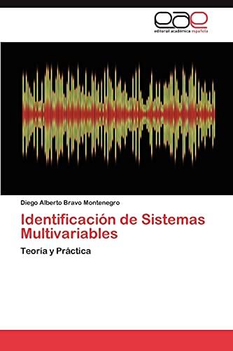9783847366133: Identificación de Sistemas Multivariables: Teoría y Práctica (Spanish Edition)