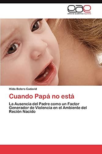 9783847369288: Cuando Papa No Esta