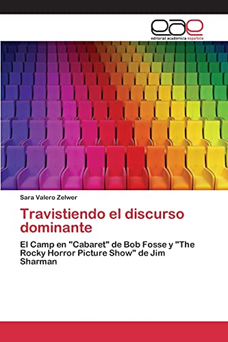 9783847369622: Travistiendo el discurso dominante (Spanish Edition)