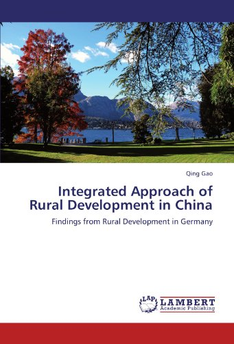 Integrated Approach of Rural Development in China: Gao, Qing