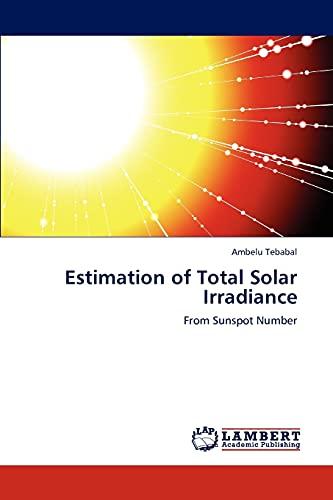 Estimation of Total Solar Irradiance: Ambelu Tebabal