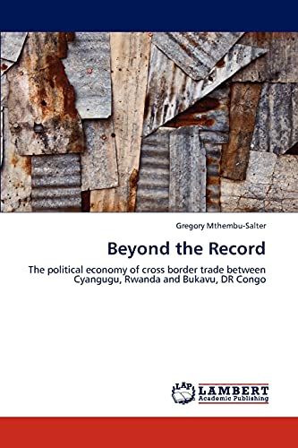 Beyond the Record: Gregory Mthembu-Salter
