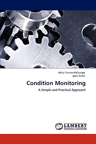 9783847378075: Condition Monitoring: A Simple and Practical Approach