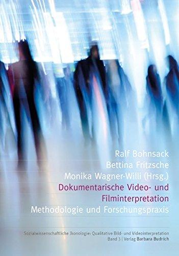 9783847401117: Dokumentarische Video-und Filminterpretation: Methodologie und Forschungspraxis