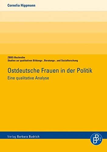 Ostdeutsche Frauen in der Politik: Cornelia Hippmann