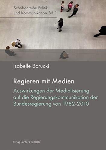 Regieren mit Medien: Isabelle Borucki