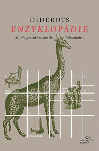9783847700135: Diderots Enzyklopädie: Mit Kupferstichen aus den Tafelbänden: 13