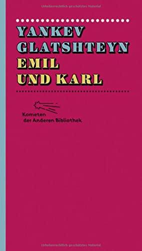 9783847730064: Emil und Karl
