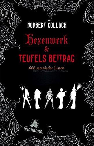9783847905059: Hexenwerk & Teufels Beitrag