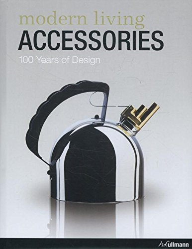 9783848000418: Modern Living Accessories (English, French and German Edition)