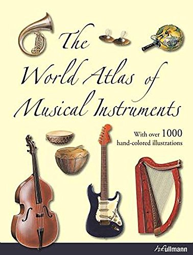 9783848000517: The World Atlas of Musical Instruments