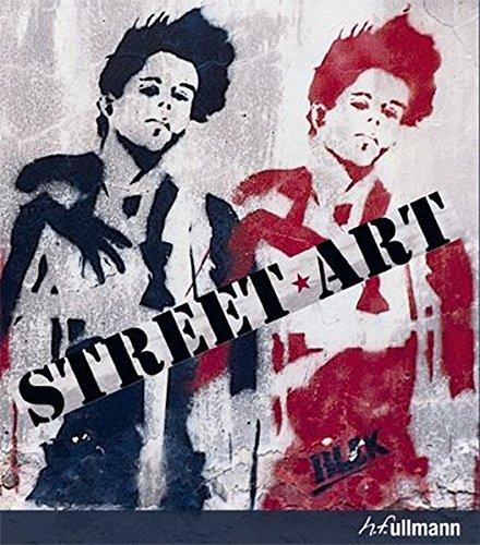 Street Art - Stahl, Johannes
