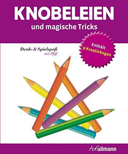 9783848001064: Knobeleien und magische Tricks: Denk- & Spielspaß mit Pfiff