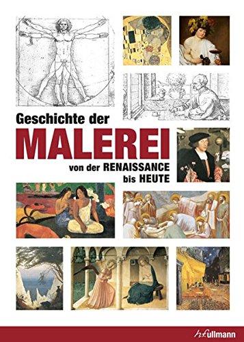 9783848001231: Geschichte der Malerei: von der Renaissance bis Heute. Per le Scuole superiori