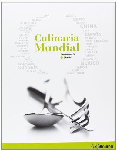 9783848001736: Culinaria Mundial