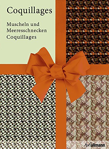 9783848001903: Papier-Cadeau : Coquillages (Giftwrap Papers)