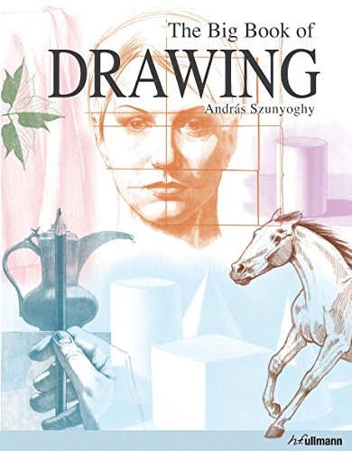 9783848002498: The Big Book of Drawing (Ullmann)