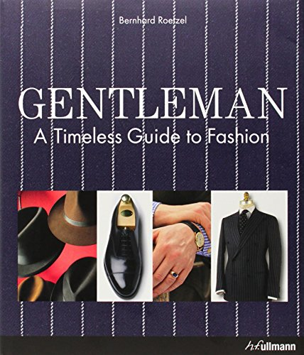 9783848002627: Gentleman: A Timeless Guide to Fashion