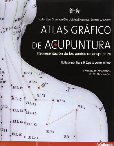 9783848003198: ATLAS GRAFICO DE ACUPUNTURA 2013