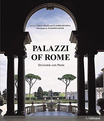 9783848003310: Palazzi of Rome
