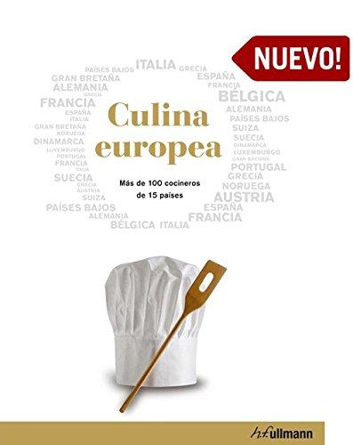 9783848003327: Cocina Europea