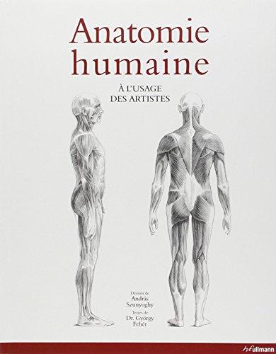 9783848003853: Anatomie humaine � l'usage des artistes