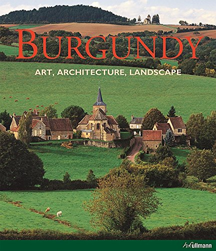 9783848004010: Burgundy: Art. Architecture. Landscape