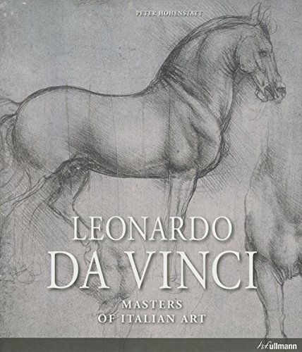 9783848005529: Masters of Art: Leonardo Da Vinci (Masters of Italian Art)