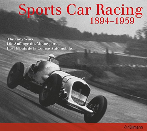 9783848005581: Sports Car Racing 1895-1959 (English, German and French Edition)