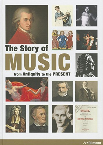 9783848005611: The Story of Music: From Antiquity to the Present