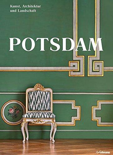 9783848006250: Potsdam - Kunst, Architektur und Landschaft (Cover Grünes Lackkabinett)