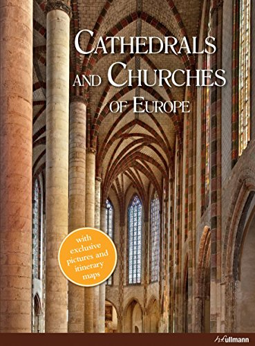 Cathedrals & Churches Of Europe