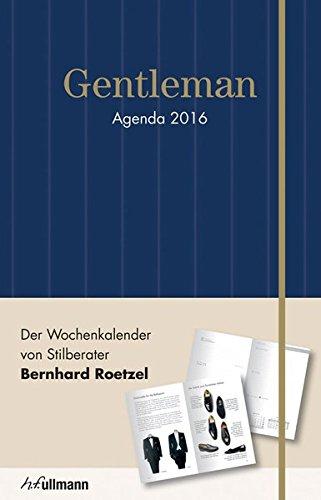9783848007202: Gentleman Agenda 2016